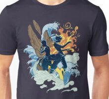 THE TWO AVATARS Unisex T-Shirt