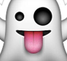 Ghost emoji sticker Sticker