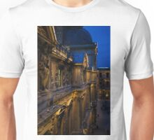 The Louvre - a Royal Palace, a Museum, an Architectural Marvel Unisex T-Shirt
