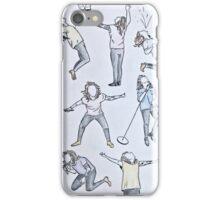 Harry Styles Sketch Design iPhone Case/Skin