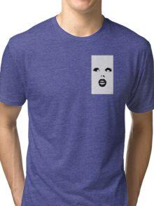 Dark Face Tri-blend T-Shirt