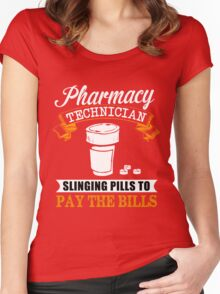Technician Women's Fitted Scoop T-Shirt
