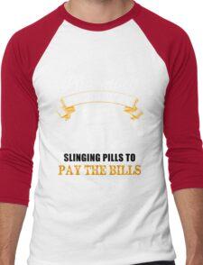 Technician Men's Baseball ¾ T-Shirt