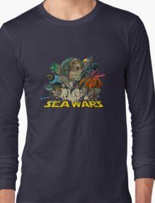 SEA WARS! Long Sleeve T-Shirt