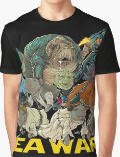 SEA WARS! Graphic T-Shirt