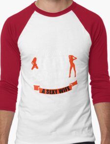 wife Men's Baseball ¾ T-Shirt