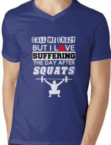 Gym Mens V-Neck T-Shirt