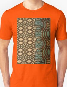 Turquoise Diamond Unisex T-Shirt