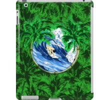 Tropical Surfer iPad Case/Skin