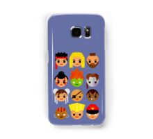 Street Fighter 2 Mini Samsung Galaxy Case/Skin