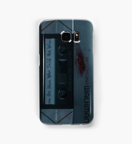 Metal Gear Solid V Walkman Samsung Galaxy Case/Skin