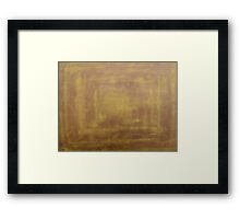 ABSTRACT 435 Framed Print