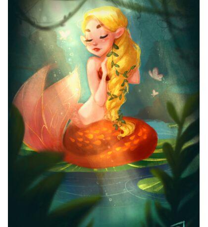 Mermaid Lagoon Sticker