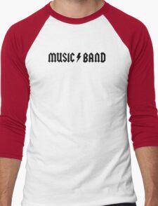 MUSIC / BAND - 30 Rock - Music Band Men's Baseball ¾ T-Shirt