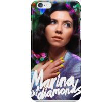 Marina and the diamonds iPhone Case/Skin