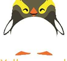 Yellow-eyed Penguin by geurh