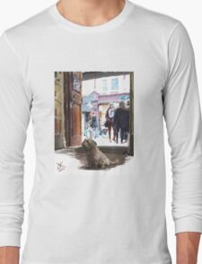 Peppy at Fallon and Byrne Long Sleeve T-Shirt