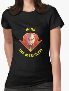 Ming the Merciless - variant 2 Womens Fitted T-Shirt