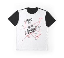Who Is Pepe? Graphic T-Shirt