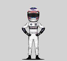 Jenson Button 2000 by MD-Colors
