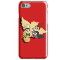 Over the Garden Wall red iPhone Case/Skin