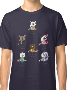 Cubone Variations Classic T-Shirt