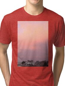 A moment in time Tri-blend T-Shirt