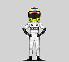 Ralf Schumacher 2000 by MD-Colors