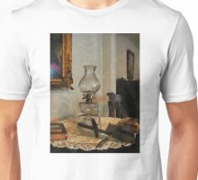 Glass Lamp and Stereopticon Unisex T-Shirt