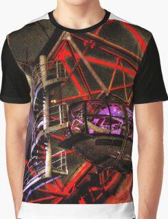 London Eye Carriage Graphic T-Shirt