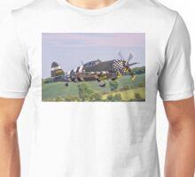 "TP-47G ""Snafu"" tucks 'em up Unisex T-Shirt"
