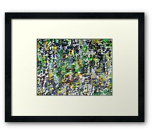 ABSTRACT 403 Framed Print