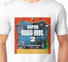 Super Mario Bros 2 Unisex T-Shirt