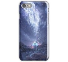 dmmd surreal galaxy iPhone Case/Skin