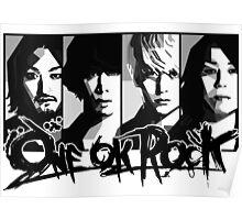 one ok rock! t shirt Poster