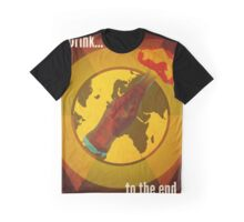 Drink Cola Graphic T-Shirt