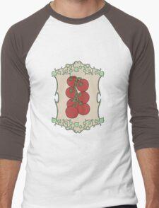 Gardener's Delight | Tomatoes Men's Baseball ¾ T-Shirt