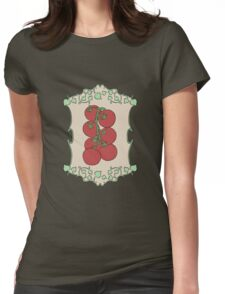 Gardener's Delight | Tomatoes Womens Fitted T-Shirt