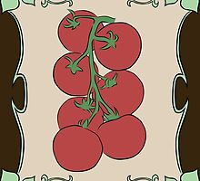 Gardener's Delight | Tomatoes by pdgraphics