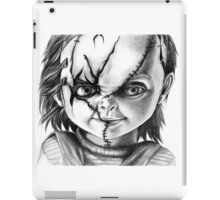 Hi, I'm Chucky, wanna play? iPad Case/Skin