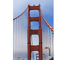 Golden Gate Bridge San Francisco Photographic Print