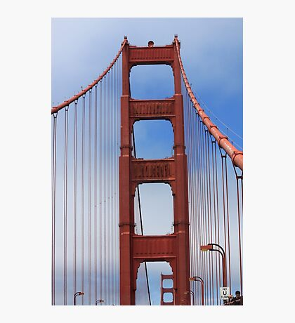 Golden Gate Bridge San Francisco Photographic Print