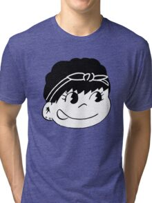 Suga Self Portrait  Tri-blend T-Shirt
