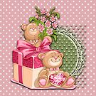 Teddy`s Gifts by LoneAngel