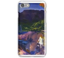 George Wesley Bellows  ROMANCE OF AUTUMN iPhone Case/Skin