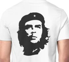 CHE, Che Guevara, Revolution, Marxist, Revolutionary, Cuba, Power to the people! Black on White Unisex T-Shirt