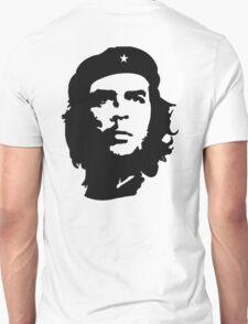 CHE, Che Guevara, Revolution, Marxist, Revolutionary, Cuba, Power to the people! Black on White T-Shirt