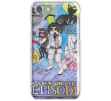 Steven Universe Episode IV: A New Hope POSTER iPhone Case/Skin
