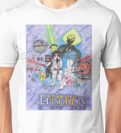 Steven Universe Episode IV: A New Hope POSTER Unisex T-Shirt