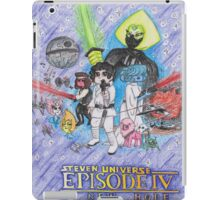 Steven Universe Episode IV: A New Hope POSTER iPad Case/Skin